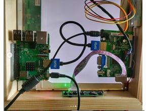 VGA Controller board side mount (For Magic Mirror)
