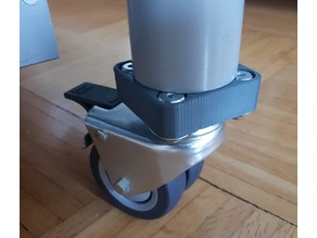 IKEA Beddinge Wheel Caster Adapter