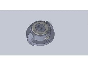 Small Flat Burst Core - CWB System