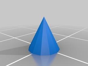Dihexagonal Pyramid