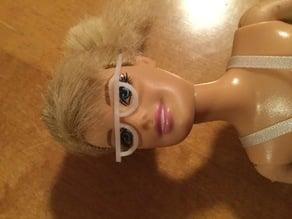 Glasses for Barbie