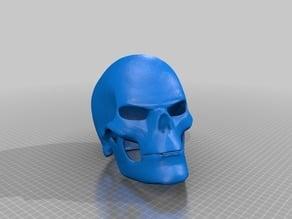 Ghost Rider Skull / Mask - Model