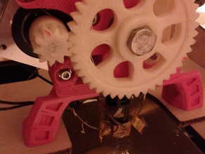 Greg's Hinged Accessible Extruder TOM Mount