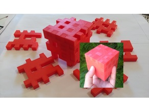 PUZZLE COOL CUBE