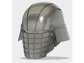 Knights of Ren - Grenade Face