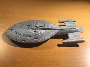 Star Trek Voyager 1:2000
