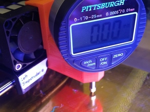 Replicator Tramming Gauge for digital guage