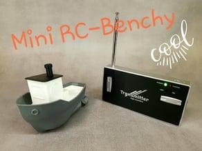 Mini RC Benchy