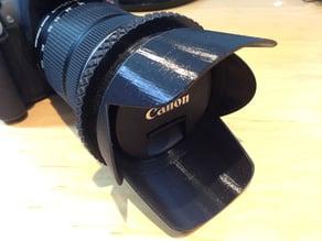 Canon EF-S 18-135 Lens Hoods