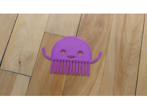 Happy Jelly Fish Comb