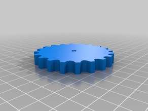Lego-compatible TETRIX Tank Tread Sprocket