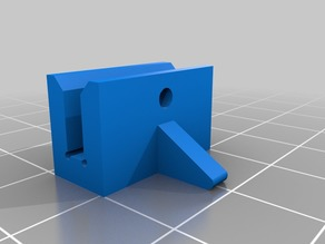[Ender 3] Z stop spacer for 3.0mm glass