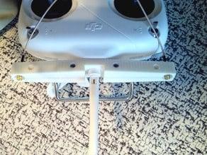 dji phantom 3 antenna mount