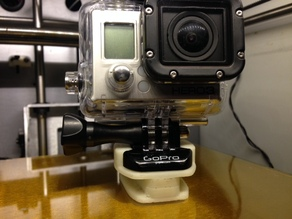 GoPro to Joby clip