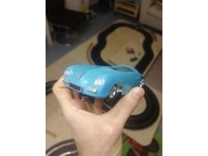 Porsche 356 chassis