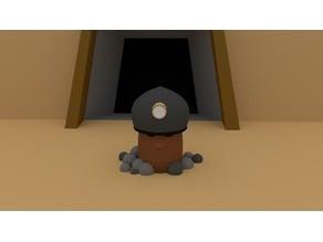 Miner molerat