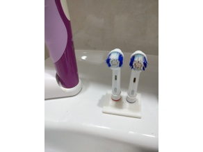 Oral-b brush stand for 2
