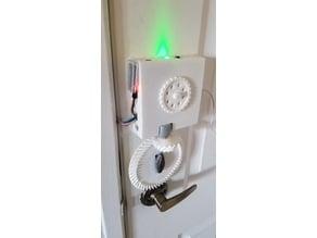 IOT Door/Deadbolt Unlocker Mk II