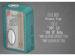 Fuse Box Mechanical Squonk