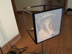 Lampe für Lithographie