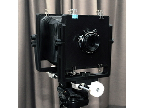 BlackRiver 4x5 View Camera v1.0