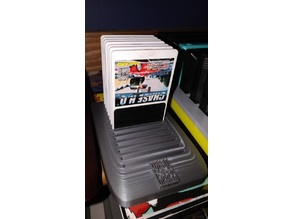 Turbo Grafix 16 Game holder