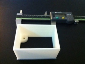 Tiny box for heat bed clips