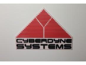 Cyberdyne Systems 3D Logo