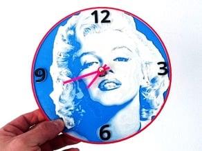 Reloj Marilyn Monroe
