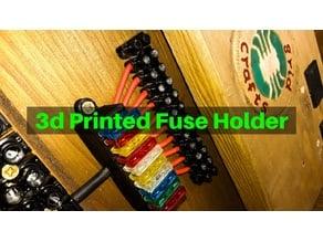3d Printed Fuse Holder