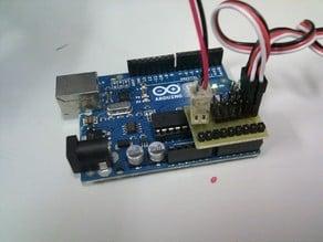 Minimalist Shield for Arduino Printbots