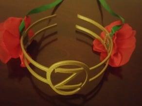 Ozma of Oz Tiara / Headband / Crown