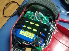 soporte bateria patin electrico woo sc001