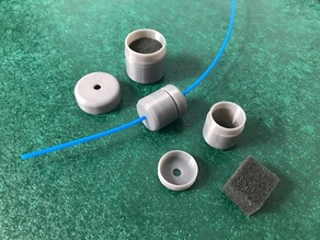 Universal Filament filter or dust filter (for 1.75mm)