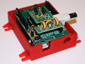 Case for QRP Arduino shield
