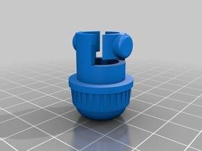Replacement Cap for Generic Deburring Tool