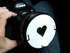Bokeh for camera lenses