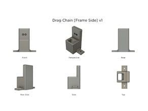 Railcore II Drag Chain Solution