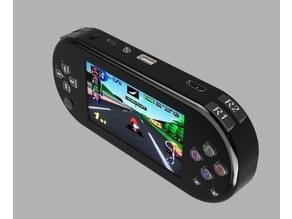 Handheld Game Console (Orange Pi Zero Plus 2)