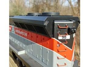 USA Trains GP38-2 Flared Radiator