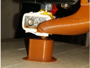 Extruder Cooling Duct for the Anet A8 Printer