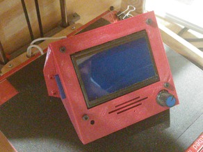 Modified LCD Mount