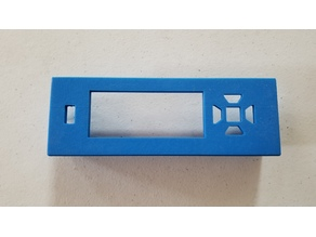 RB3, RBB3 Tilted LCD Cover - 3091
