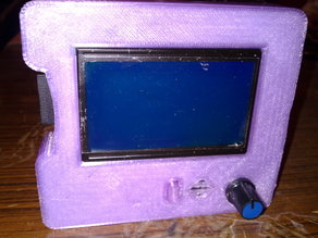 LCD CASE(Full_Graphic_Smart_LCD_Controller)