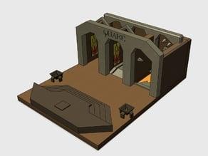 Quake (first level)