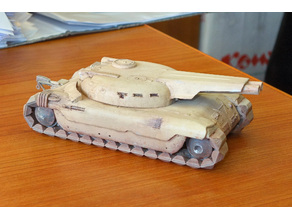 Dune 2 - Heavy Siege Tank