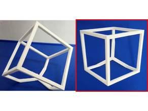 Cubic frame