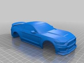 Ford GT350R for OpenZ V16 102mm Wheelbase