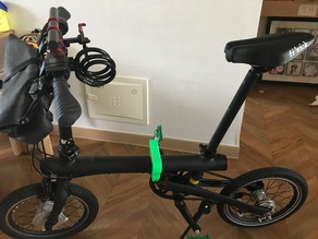 Qicycle electric bicycle, little step for children