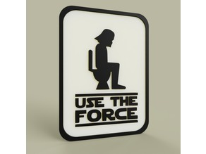 StarWars Use the Force - Darth Vader